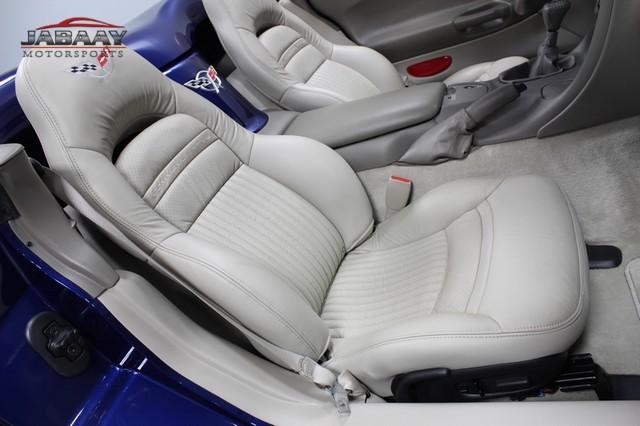 2004 Chevrolet Corvette Commemorative Edition Merrillville, Indiana 13