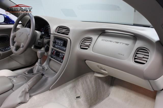 2004 Chevrolet Corvette Commemorative Edition Merrillville, Indiana 15