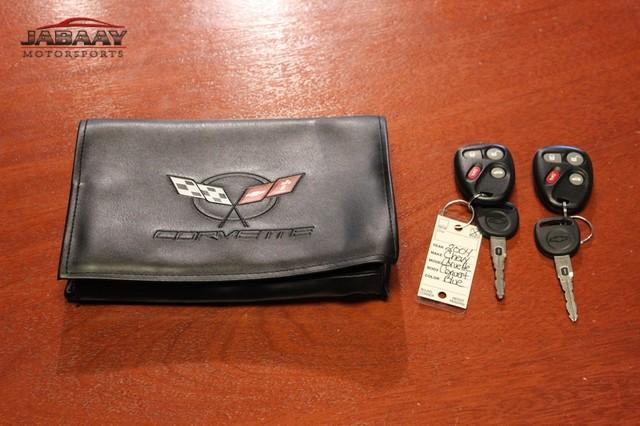 2004 Chevrolet Corvette Commemorative Edition Merrillville, Indiana 52