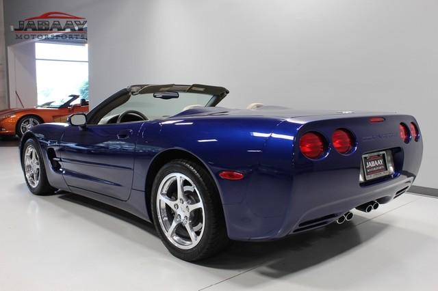 2004 Chevrolet Corvette Commemorative Edition Merrillville, Indiana 2