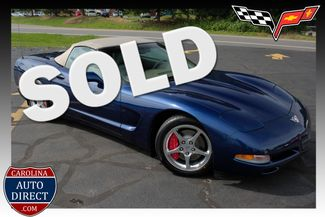2004 Chevrolet Corvette SHALE COMMEMORATIVE EDITION - 1SC TOP OF THE LINE! Mooresville , NC