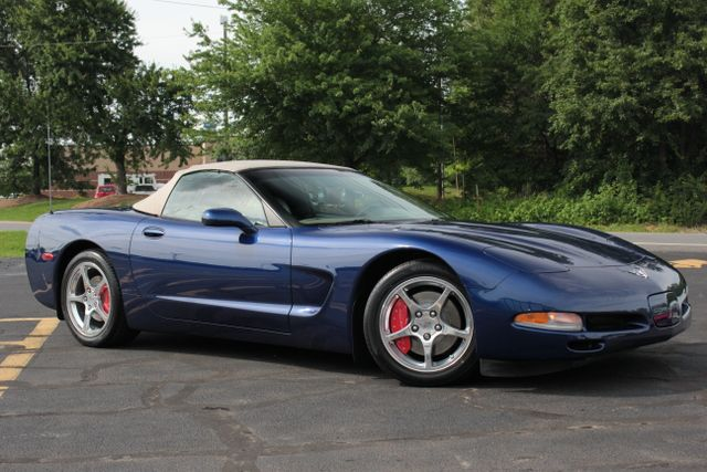 2004 Chevrolet Corvette SHALE COMMEMORATIVE EDITION - 1SC TOP OF THE LINE! Mooresville , NC 18