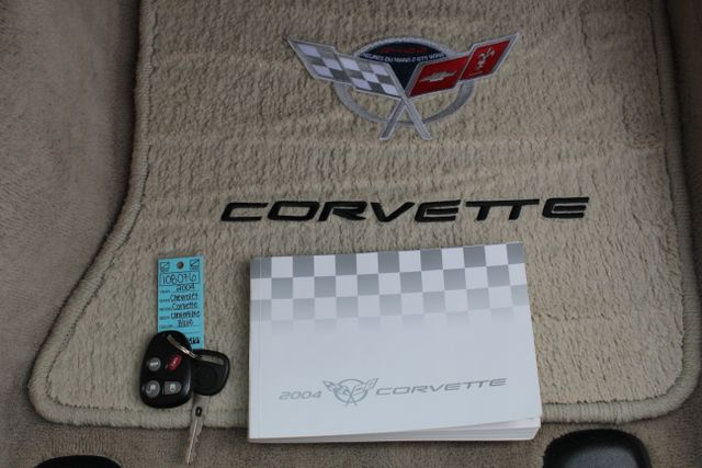 2004 Chevrolet Corvette SHALE COMMEMORATIVE EDITION - 1SC TOP OF THE LINE! Mooresville , NC 14