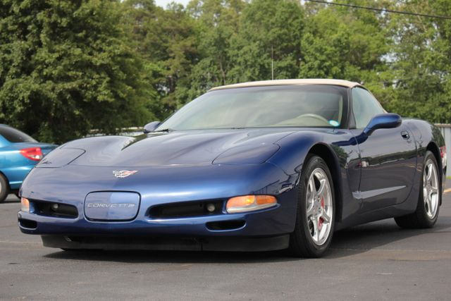 2004 Chevrolet Corvette SHALE COMMEMORATIVE EDITION - 1SC TOP OF THE LINE! Mooresville , NC 20