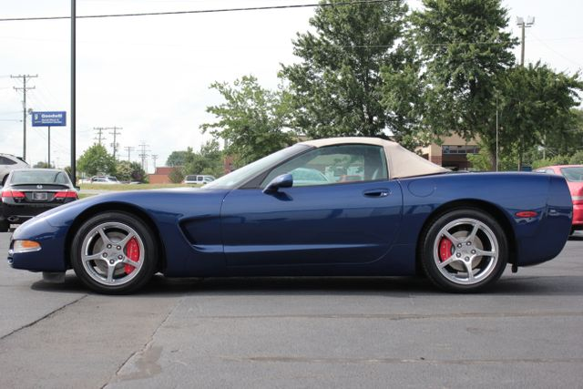 2004 Chevrolet Corvette SHALE COMMEMORATIVE EDITION - 1SC TOP OF THE LINE! Mooresville , NC 11