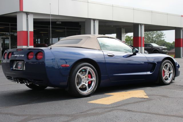 2004 Chevrolet Corvette SHALE COMMEMORATIVE EDITION - 1SC TOP OF THE LINE! Mooresville , NC 21