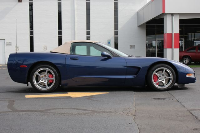 2004 Chevrolet Corvette SHALE COMMEMORATIVE EDITION - 1SC TOP OF THE LINE! Mooresville , NC 10
