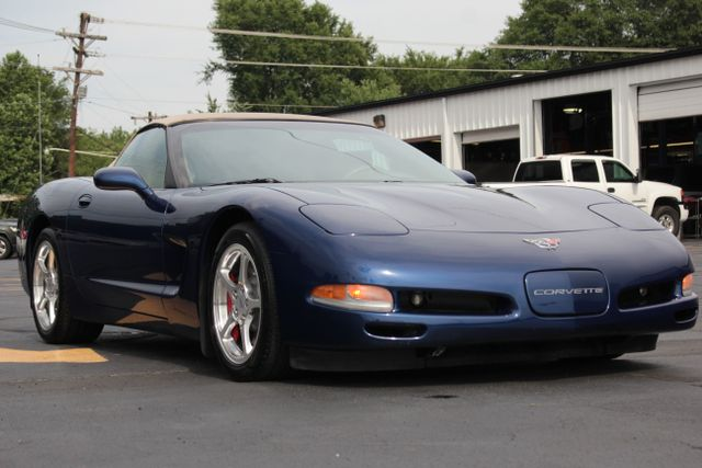 2004 Chevrolet Corvette SHALE COMMEMORATIVE EDITION - 1SC TOP OF THE LINE! Mooresville , NC 19
