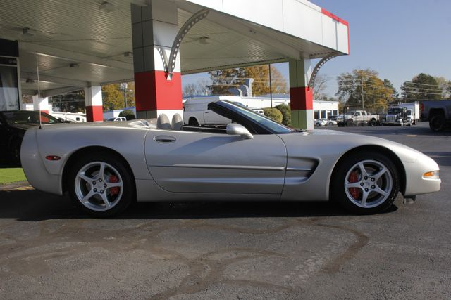 2004 Chevrolet Corvette Convertible - BLUETOOTH/USB! Mooresville , NC 13