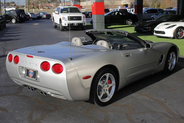 2004 Chevrolet Corvette Convertible - BLUETOOTH/USB! Mooresville , NC 25