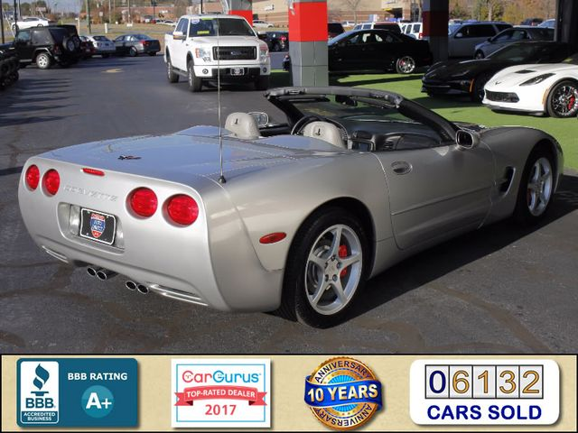 2004 Chevrolet Corvette Convertible - BLUETOOTH/USB! Mooresville , NC 2