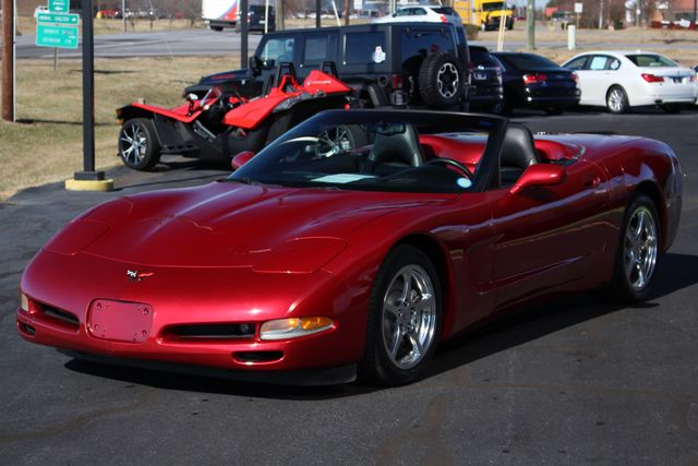 2004 Chevrolet Corvette Convertible - UPGRADED WHEELS - NEW TIRES! Mooresville , NC 22