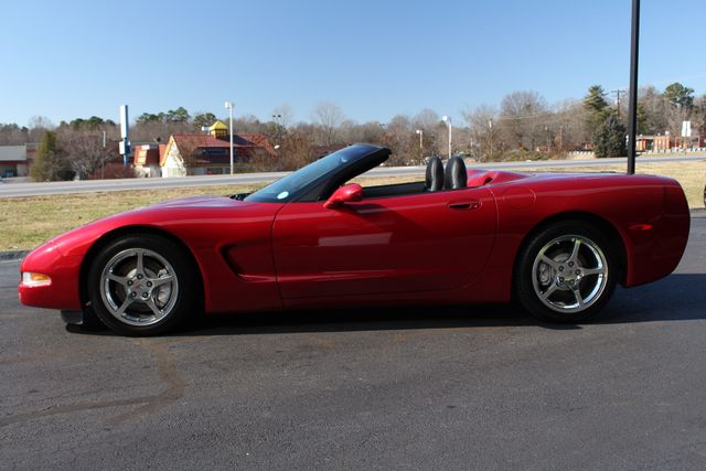 2004 Chevrolet Corvette Convertible - UPGRADED WHEELS - NEW TIRES! Mooresville , NC 14