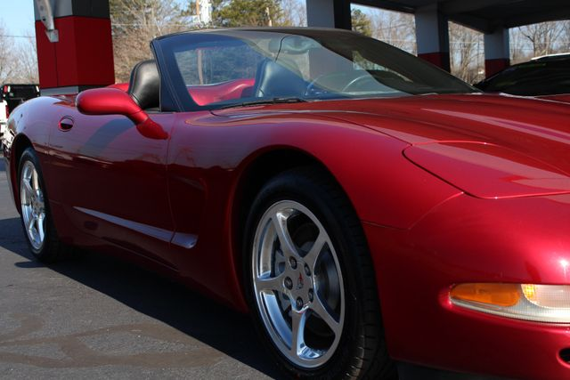 2004 Chevrolet Corvette Convertible - UPGRADED WHEELS - NEW TIRES! Mooresville , NC 23