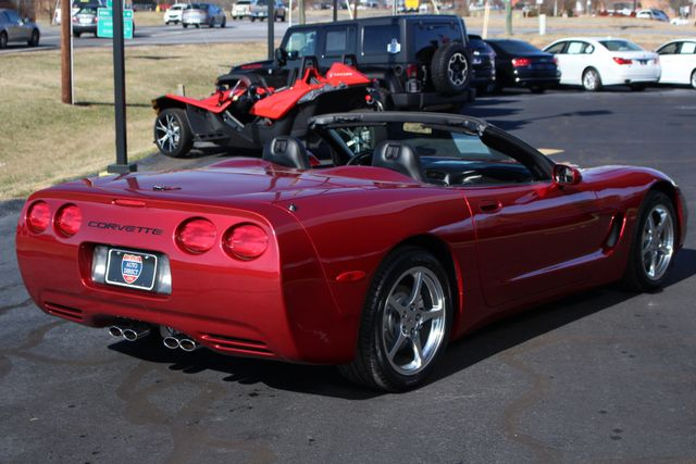 2004 Chevrolet Corvette Convertible - UPGRADED WHEELS - NEW TIRES! Mooresville , NC 25