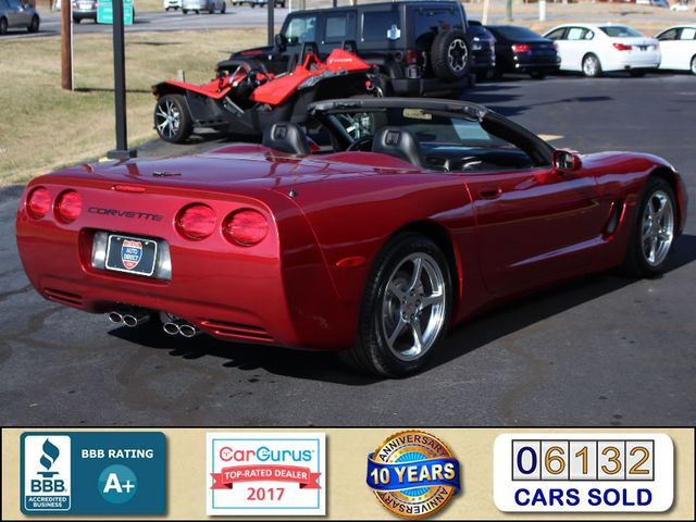 2004 Chevrolet Corvette Convertible - UPGRADED WHEELS - NEW TIRES! Mooresville , NC 2