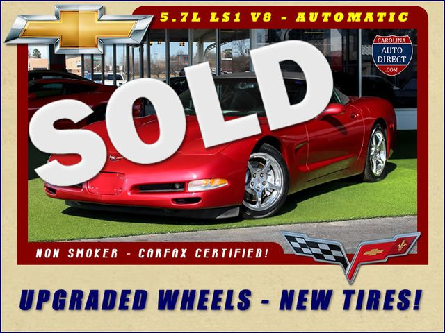 2004 Chevrolet Corvette Convertible - UPGRADED WHEELS - NEW TIRES! Mooresville , NC 0
