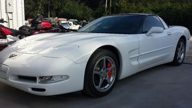 2004 Chevrolet Corvette Pensacola, Florida 0