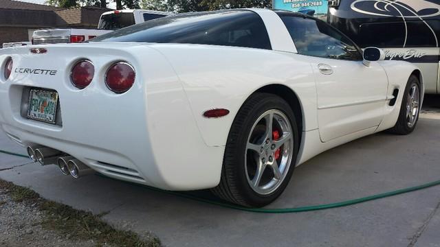 2004 Chevrolet Corvette Pensacola, Florida 2