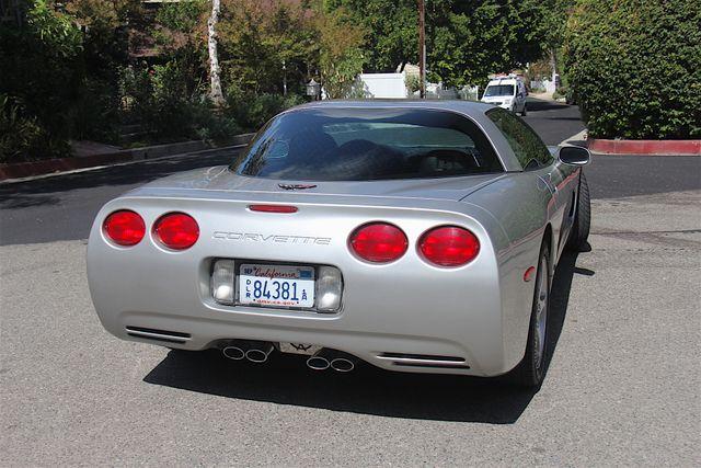 2004 Chevrolet Corvette Reseda, CA 6