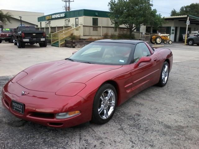 2004 Chevrolet Corvette San Antonio, Texas 3