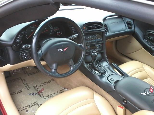 2004 Chevrolet Corvette San Antonio, Texas 13