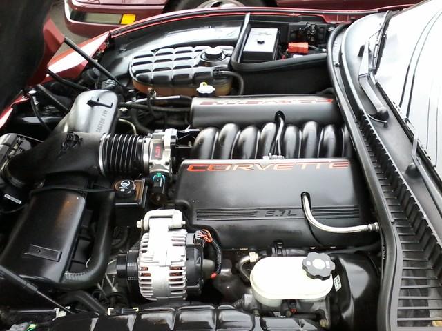 2004 Chevrolet Corvette San Antonio, Texas 23