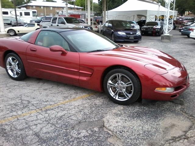 2004 Chevrolet Corvette San Antonio, Texas 1