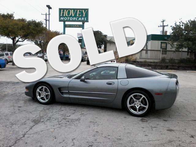 2004 Chevrolet Corvette San Antonio, Texas 0