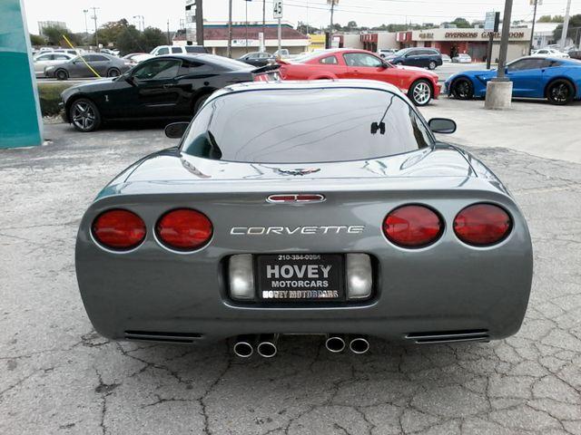 2004 Chevrolet Corvette San Antonio, Texas 4