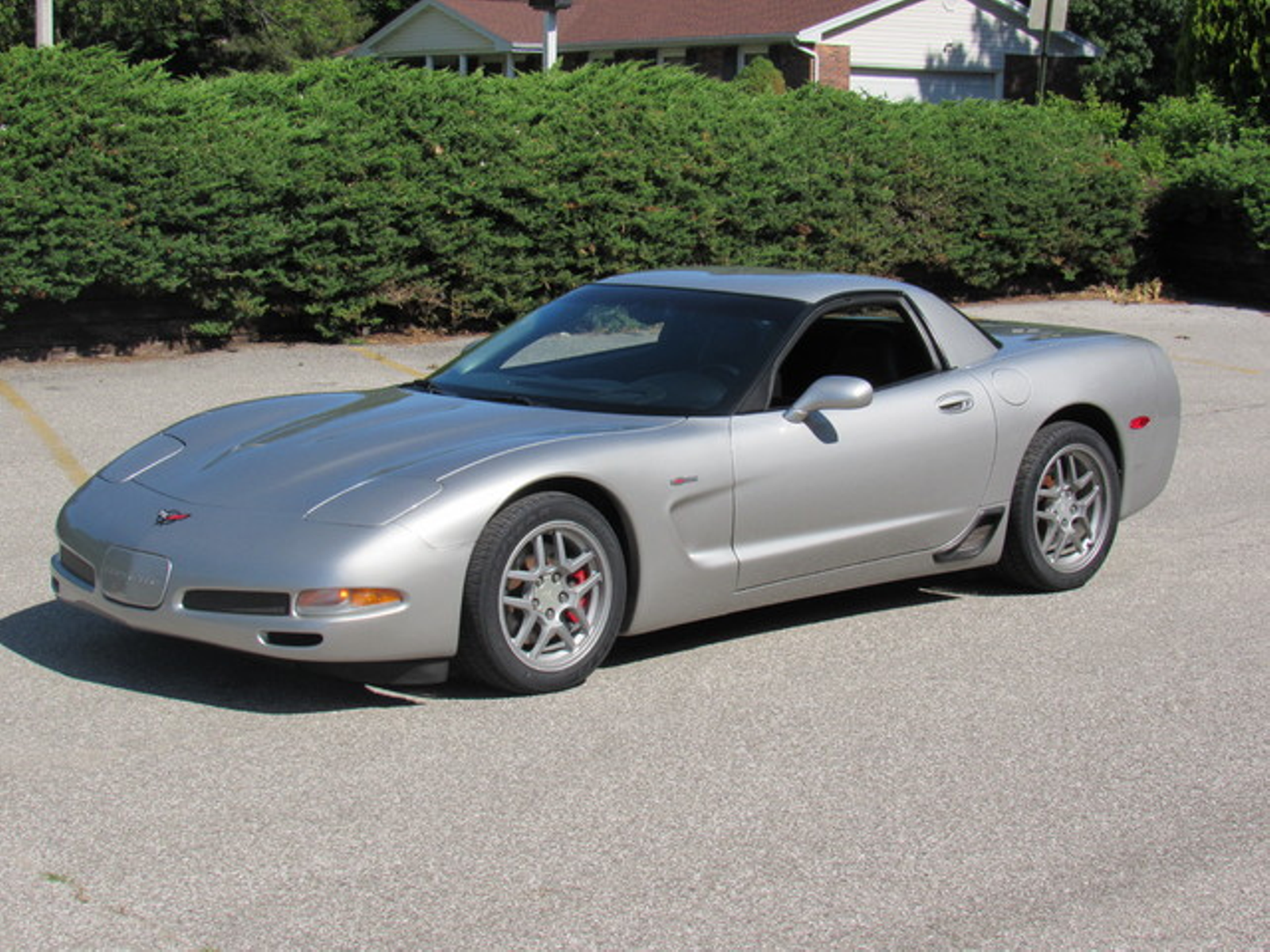 2004 chevrolet corvette z06 st charles missouri schroeder