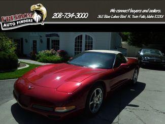 2004 Chevrolet Corvette Convertible | Twin Falls, Idaho | Freedom Auto Finders in  Idaho