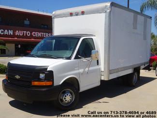 2004 Chevrolet Express Cutaway 3500 Box Van in Houston TX