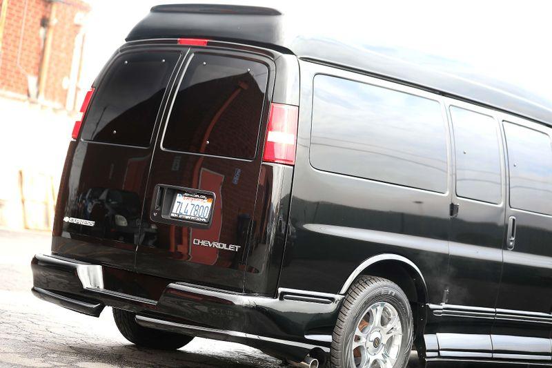 2004 Chevrolet Express Passenger - Conversion Luxury Van  city California  MDK International  in Los Angeles, California