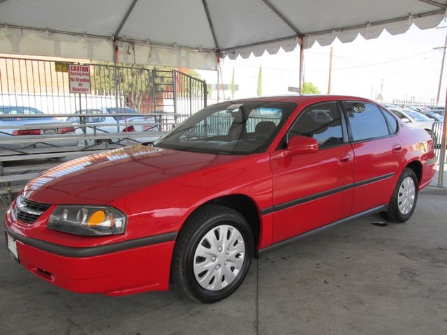 2004 Chevrolet Impala This particular Vehicles true mileage is unknown TMU Please call or e-mai