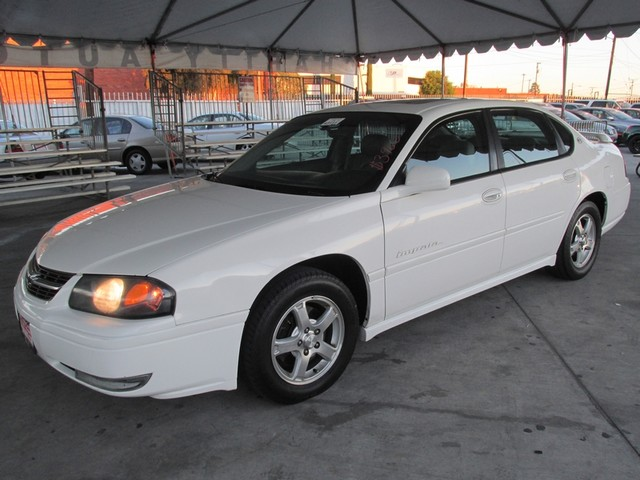 2004 Chevrolet Impala LS Please call or e-mail to check availability All of our vehicles are ava