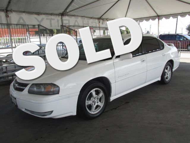2004 Chevrolet Impala LS Please call or e-mail to check availability All of our vehicles are av