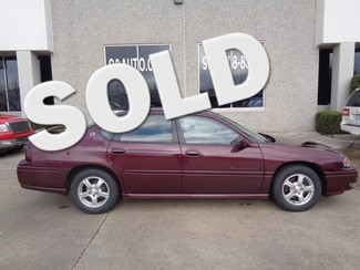 2004 Chevrolet Impala in Plano Texas