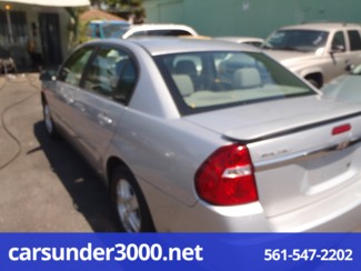 2004 Chevrolet Malibu LS Lake Worth , Florida 3
