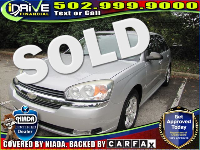 2004 Chevrolet Malibu Maxx LT | Louisville, Kentucky | iDrive Financial in Louisville Kentucky