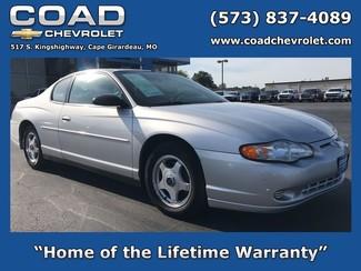2004 Chevrolet Monte Carlo LS Cape Girardeau, Missouri