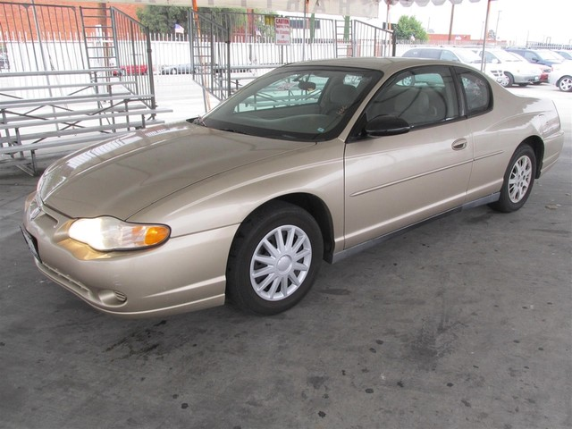 2004 Chevrolet Monte Carlo LS Please call or e-mail to check availability All of our vehicles a