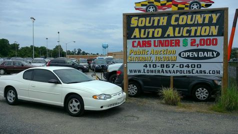 2004 Chevrolet Monte Carlo LS in Harwood, MD