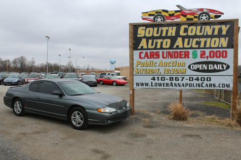 2004 Chevrolet Monte Carlo SS in Harwood, MD