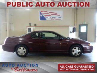 2004 Chevrolet Monte Carlo SS | JOPPA, MD | Auto Auction of Baltimore  in Joppa MD