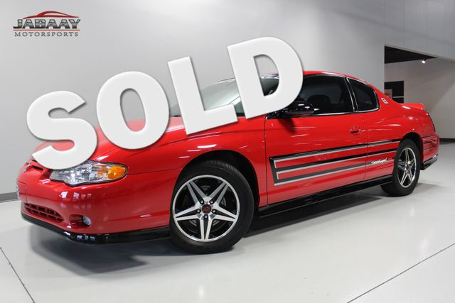 2004 Chevrolet Monte Carlo SS Supercharged Merrillville, Indiana 0