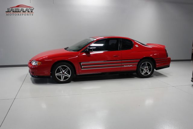 2004 Chevrolet Monte Carlo SS Supercharged Merrillville, Indiana 31