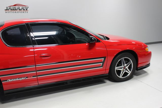 2004 Chevrolet Monte Carlo SS Supercharged Merrillville, Indiana 35
