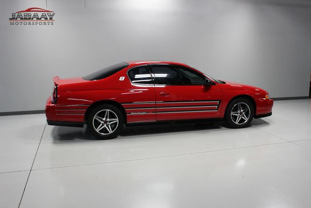 2004 Chevrolet Monte Carlo SS Supercharged Merrillville, Indiana 37