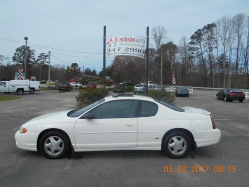 2004 Chevrolet Monte Carlo SS in Myrtle Beach South Carolina